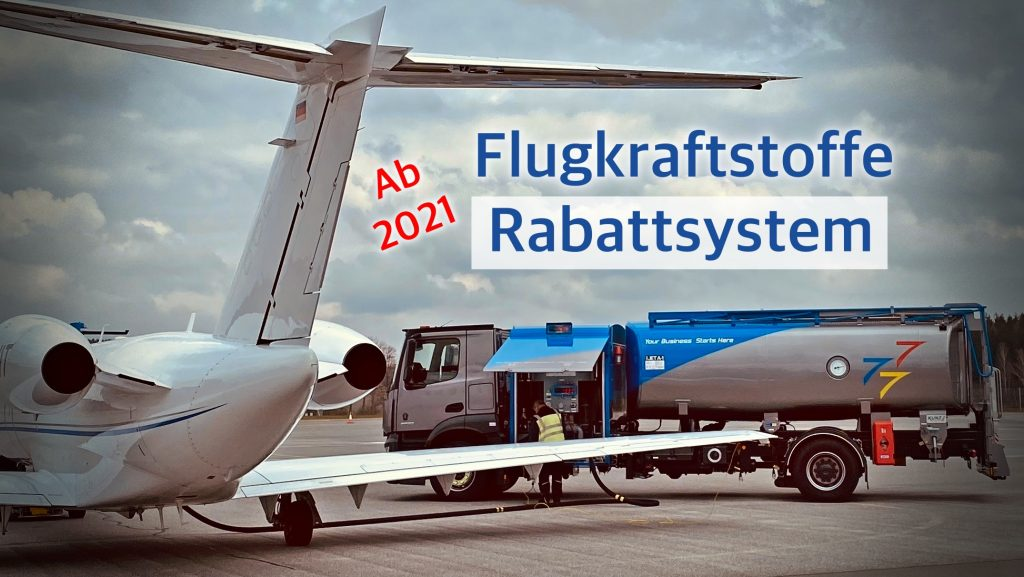 Flugkraftstoffe Rabattsystem